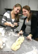 Challah Baking Workshop Nov. '09