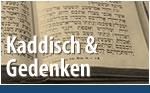 Kaddisch & Gedenken