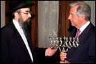 Uruguayan President Receives Jewish Delegation