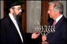 Uruguayan President Receives Jewish Delegation