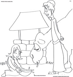 parshat shemot coloring pages - photo#27