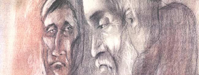 Хасидские истории: Благословение на смерть