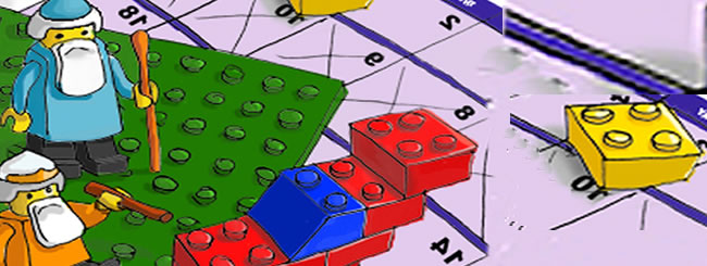 """Аудио- и видеолекции по недельной главе: Кто изобрел конструктор """"Лего""""?"""
