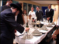 shabbos table 1