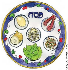 Paint-a-Seder-Plate! - Chabad of Oxnard