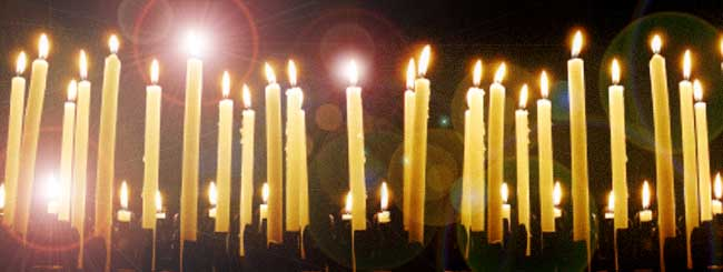 Chassidic Stories: A Pound of Candles