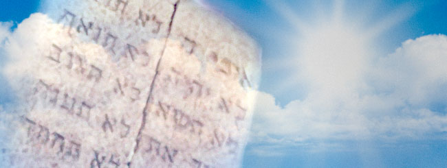 Parshah Messages: The Ten Commandments: The Inside Story