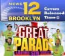 Channel 12 covers Released Time at the Great Parade