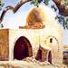 Praying At Holy Gravesites