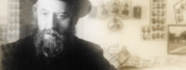 Chassidic Personalities: Read About the Rebbe Rashab