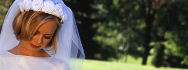Lebenskreis: Warum trägt die Braut einen Schleier?