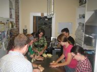 Kosher Cooking Club and Game Night