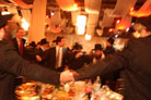 Brooklyn Pier Erupts in Dance at Annual Jewish Banquet