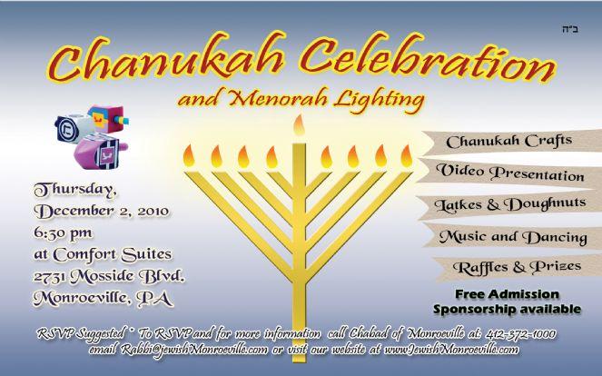 Chanukah Celebration