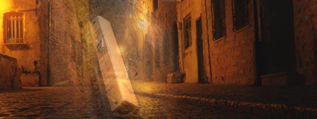 Gedanken: Die Tür zur Heiligkeit