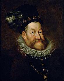 L'empereur Rodolphe II de Habsbourg