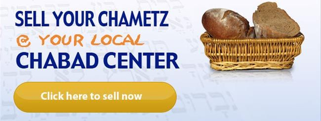 Sell Your Chametz (Green)