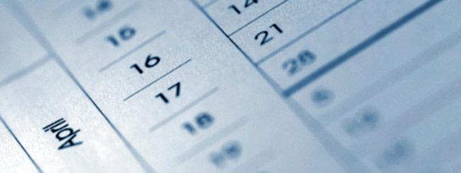 Fêtes juives: Le calendrier de Pessa'h 2015