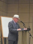 Escape from Sobibor-Lecture by Philip Bialowitz