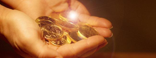 Reeh: Le don du pauvre