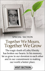 Special Section: Leiby Kletzky