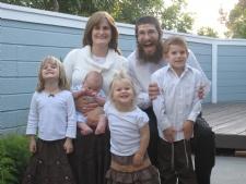Rabbi Zalmy & Shterna Kudan