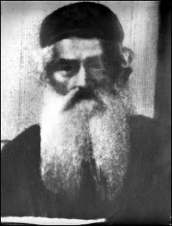 My grandfather's father, Moshe Zaklikowski