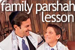 Chayei Sara Family Parshah Lesson