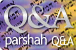 Chayei Sara Q & A