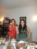 Fall 2011: Challah Baking & Candied Apple Making