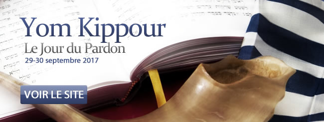 Fêtes juives: Yom Kippour