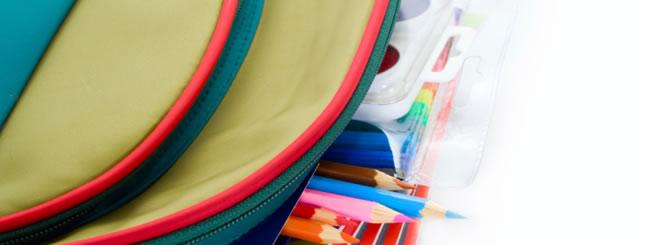 Sukkot: A Backpack Full of Kisses