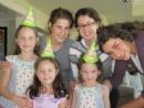 Birthday Club at Raquel Frankel