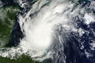 Yucatan Tropical Storm Sets Sights on Mexican Resorts