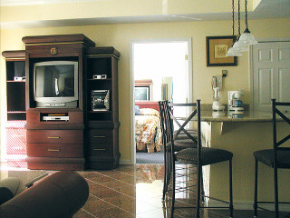 Two Bedroom Suite Kitchen From 129 Right Near The