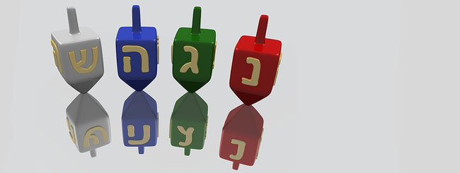 Festas Judaicas: A Psicologia do Dreidel