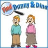 Danny & Dina Chanukah Coloring Pages