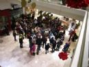 Menorah Lighting at the Chestnut Hill Mall - 5772