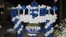 Balloon Menorah Lighting 2011