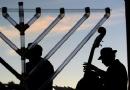 DAILY REPUBLIC:Jewish community lights menorah to celebrate Hanukkah