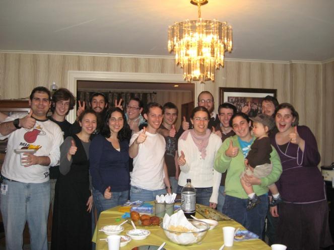 Chanukkah party.JPG