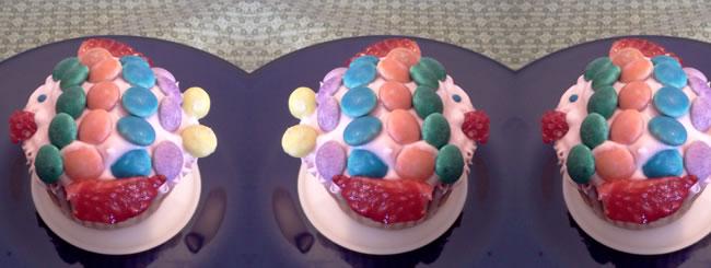 Family Parshah: Kosher Fish Cupcakes for Shemini