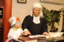 Megilla reading Wed. Night - 5772-2012