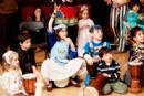 Purim in Africa