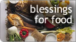 Blessings for Food & Other Occasions