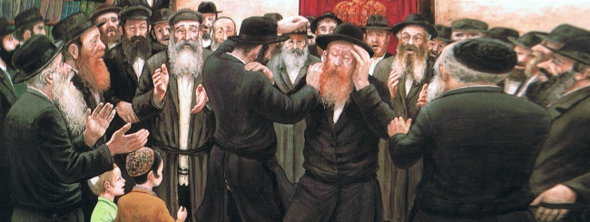 Jewish History: You Are All Wicked!