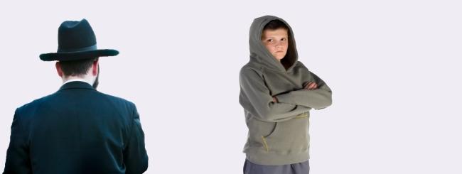 El rabino y el adolescente suicida