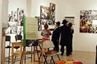 Collection of Intimate Portraits of Rebbe and His Followers Opened to Public