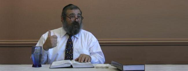 Chumash and Rashi: Bereishit: Rabbi Gordon - Bereishit: 1st Portion