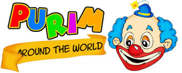 Purim around the world -- Directory made possible by George and Pemela Rohr